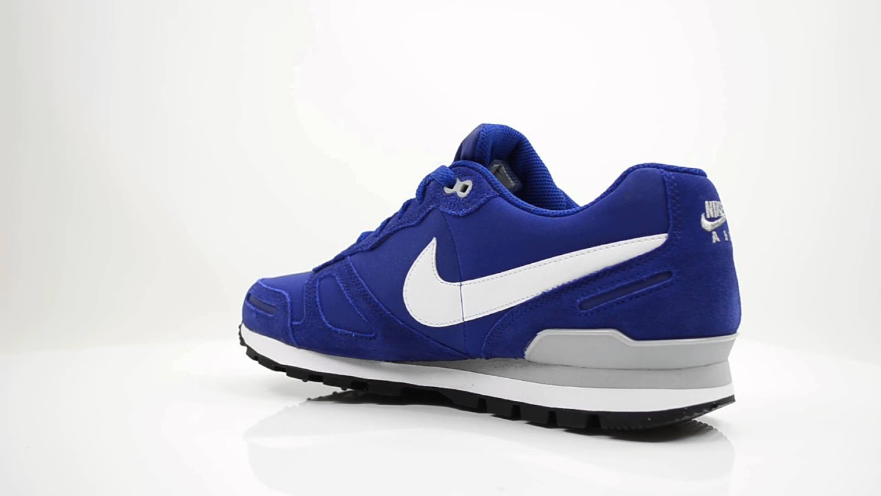 new style 7832f 55ed3 NIKE AIR WAFFLE HEREN SNEAKERS - ROYAL BLUE  SPECIAL OFFER!