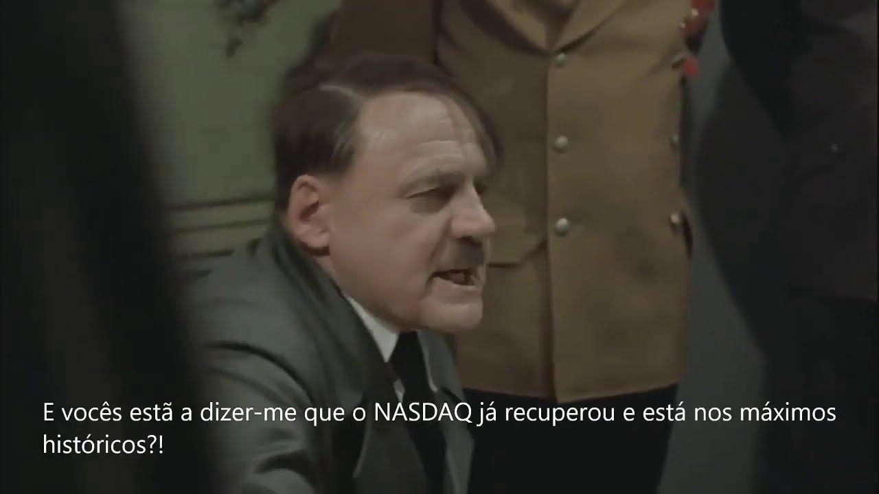 Hitler furioso com o mercado em alta