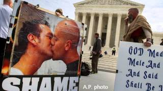 Listen to oral arguments in Supreme Court gay marriage case, part 2