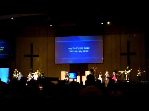 Christ's Church Mandarin Worship. Like A Lion. Worship leader Peter Dearing. Jacksonville, FL