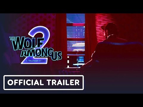 The Wolf Among Us Season 2 - Official Announcement Trailer | The Game Awards 2019