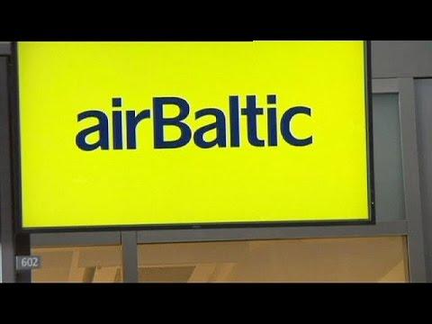 Νορβηγία: Δύο εβδομάδες κράτηση για το πλήρωμα της Air Baltic που «τα έτσουξε»