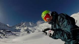 видео Горные лыжи Андорра