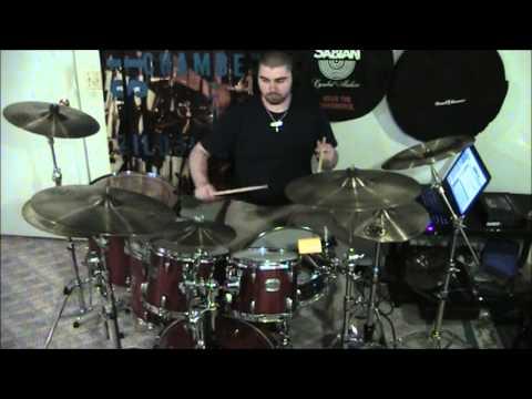 Happy Rhythm - Ernie Haase & Signature Sound - Drum Cover