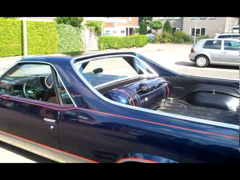 1981 El Camino SS 305 - YouTube
