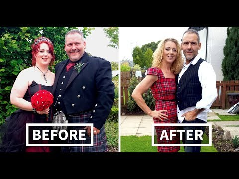 TOP 10 AMAZING COUPLE WHO LOSE WEIGHT | BEFORE AND AFTER 2018