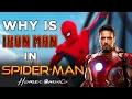 Why is Iron Man in Spider-Man: Homecoming? — Issue At Hand, Episode 18
