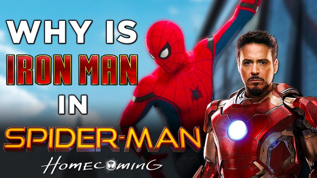 why is iron man in spider-man: homecoming? — issue at hand, episode