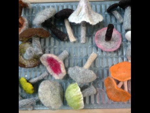 Tutorial Pilz filzen