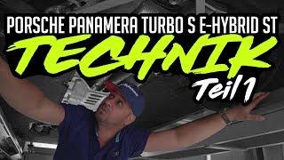 JP Performance -Porsche Panamera Turbo S E-Hybrid ST | Technik | Teil 1