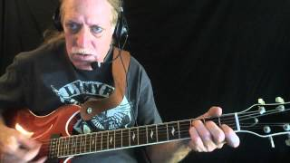"How to Play ""Mustang Sally"" - Blues Guitar Lesson - Red Lasner"