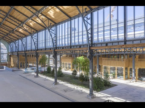 RES Awards 2020 - GARE MARITIME (Brussels)