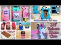 PHONE CASES DIY - EASY CRAFTS FOR CHILDREN