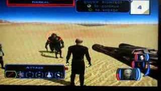 Xbox KOTOR Mod: Jabba's Palace (Still Testing)