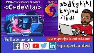 TCS Codevita Season 9 (2020) I Software contest I TCS Campus Commune