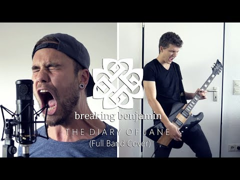 Breaking Benjamin - The Diary Of Jane (Full Band Cover)