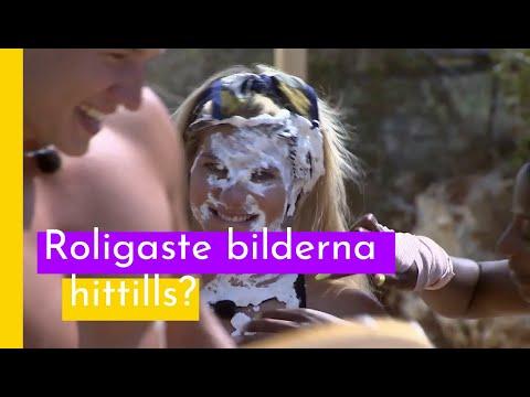 Killarna väljer vem de vill kyssa, gifta eller tårta I Love Island Sverige 2018