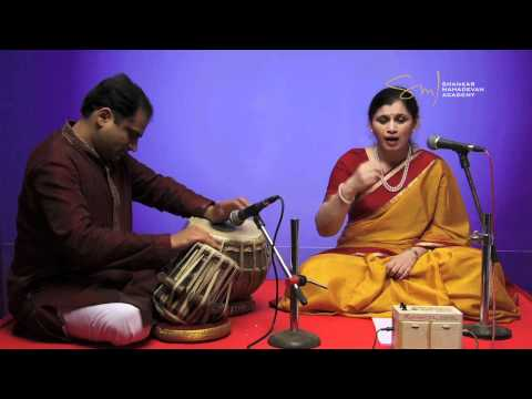 Example of Hindustani MusicBada Khayal in Raga Yaman