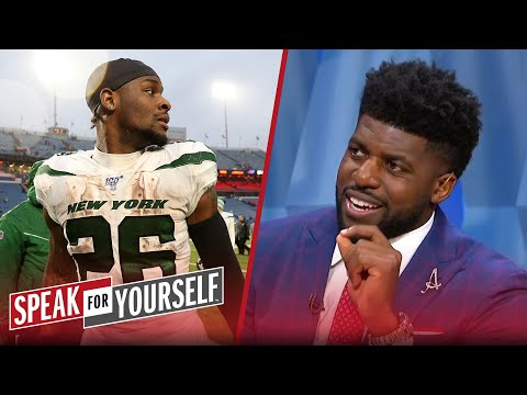 Chiefs would be taking serious risks signing RB Le'Veon Bell — Acho | NFL | SPEAK FOR YOURSELF