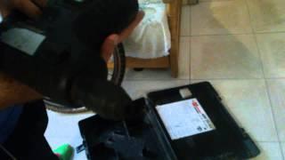 Taladro wurth master con baterias