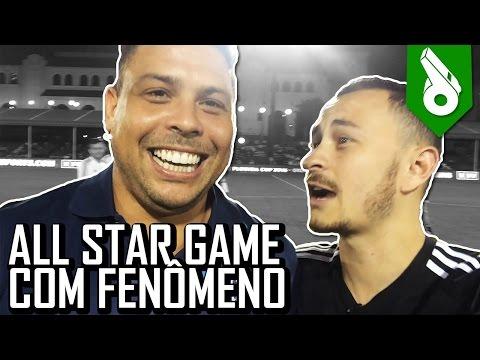 FRED NO ALL STAR GAME COM RONALDO