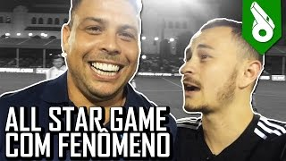 FRED NO ALL STAR GAME COM RONALDO