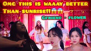 【mv】gfriend-flower reaction | better than sunrise? kpop 2019 kpophabbits