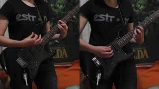 Gambar cover Bloody Knees - Spinning (Guitar Cover)