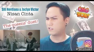 Download Siti Nordiana & Jaclyn Victor - Nisan Cinta (OST Dendam Aurora) | REACTION Mp3