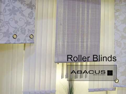 Abacus Blinds and Curtains Roller Blinds