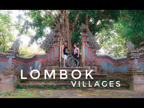 Villages in Lombok (Indonesia) - Vlog #31