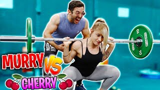 MURRY vs LA RAGAZZA di DANNY LAZZARIN in PALESTRA! - Chi vincerà?