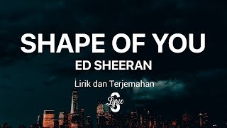 Lyric/lirik Shape Of You - Ed Sheeran ( Cover by Jonah Baker ) Terjemahan