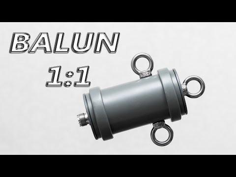видео: Балун для Си-Би радиостанции