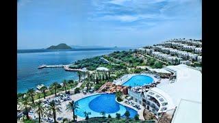 Yasmin Bodrum Resort 5 Ясмин Бодрум Резорт Турция Бодрум обзор отеля все включено пляж