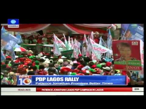 News@10: Jega Reads Guidelines For Polls Monitors As Polls Draw Near 19/03/15 Pt.1