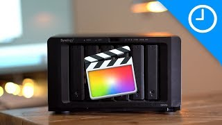 Final Cut Friday: How to save Final Cut Pro X libraries to a Synology NAS
