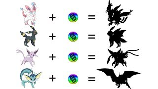 Fan Requests #1: Mega Eeveelutions  - Pokemon Mega Evolution Fanart Series thumbnail