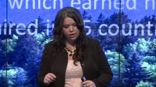 Mountains and valleys | Beth Shankle Anderson | TEDxFSU