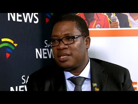Panyaza Lesufi on the Gauteng class of 2018 achievements