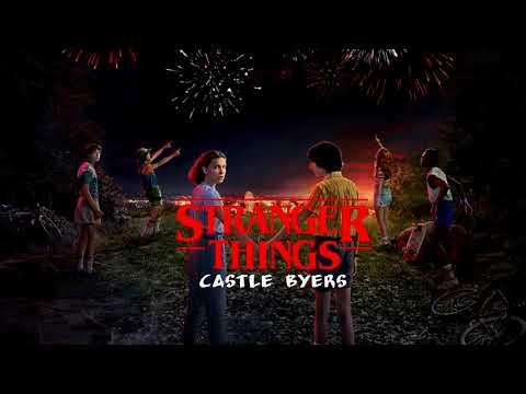 """Castle Byers"" - Stranger Things Soundtrack Vol 1 | HQ |"