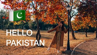 I went to PAKISTAN 🇵🇰 First Impression of ISLAMABAD Video