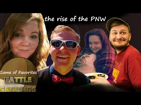 the rise of the PNW (Battlegrounds: Round 1 Game 4)