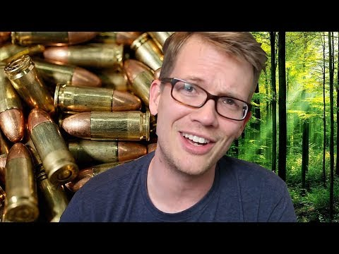 Why Bullets are Good for the Environment