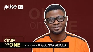 Gbenga Abiola is the Youngest Local Government Chairman in Lagos   One on One Chat   Pulse TV