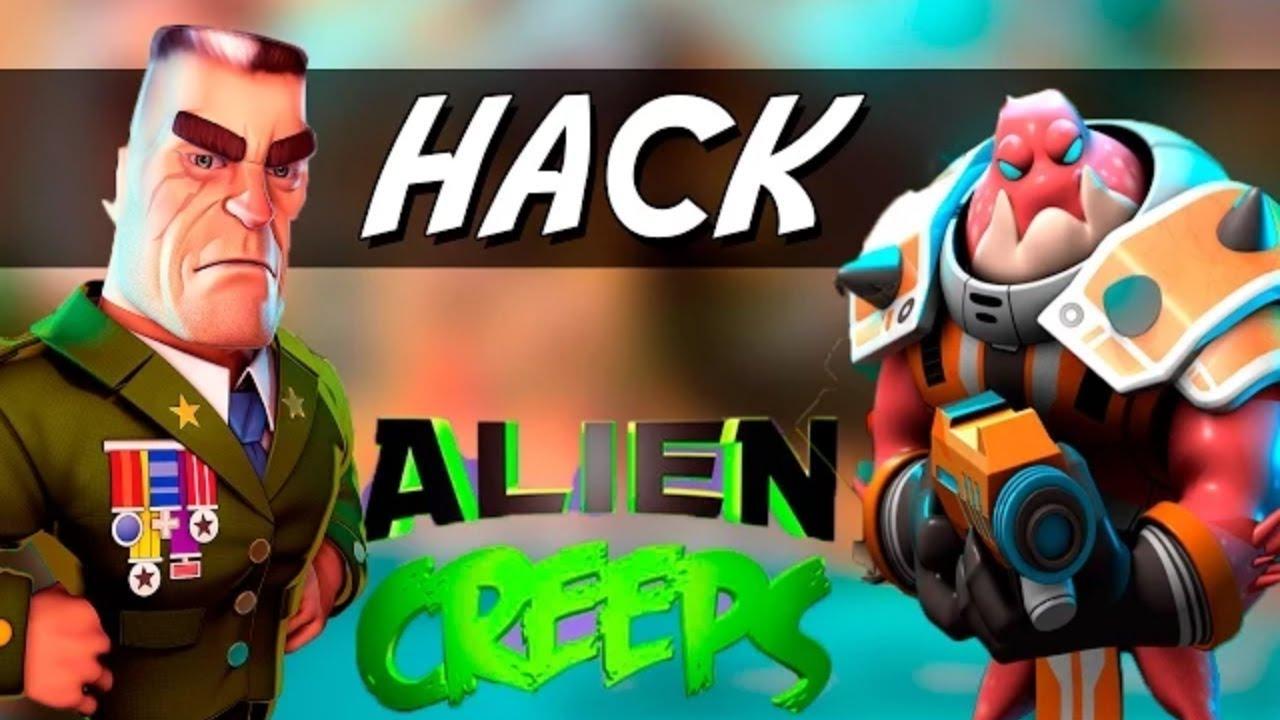 download alien creeps mod apk version 2.21.1