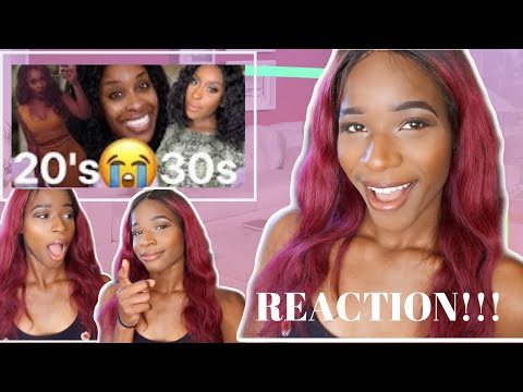 """Reaction To: Jackie Aina's """"Things They DON'T TELL YOU About Your 20s!!! MONEY, Dating, Careers"""" thumbnail"""