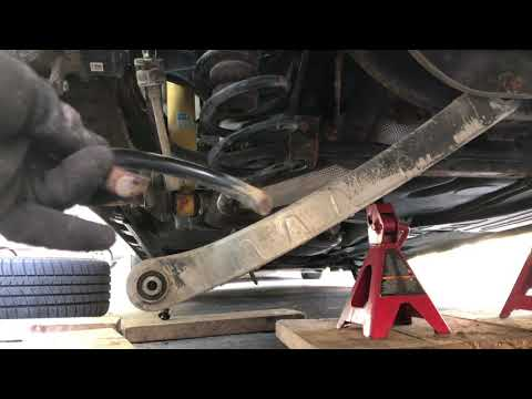 Volvo V70 2010 Rear Spring Replacement
