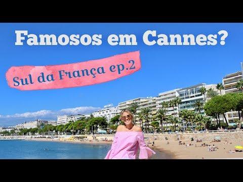 A FAMA DE CANNES e GRASSE CAPITAL DO PERFUME | SUL DA FRANÇA ep.2 | VIAGEM DA SEMANA