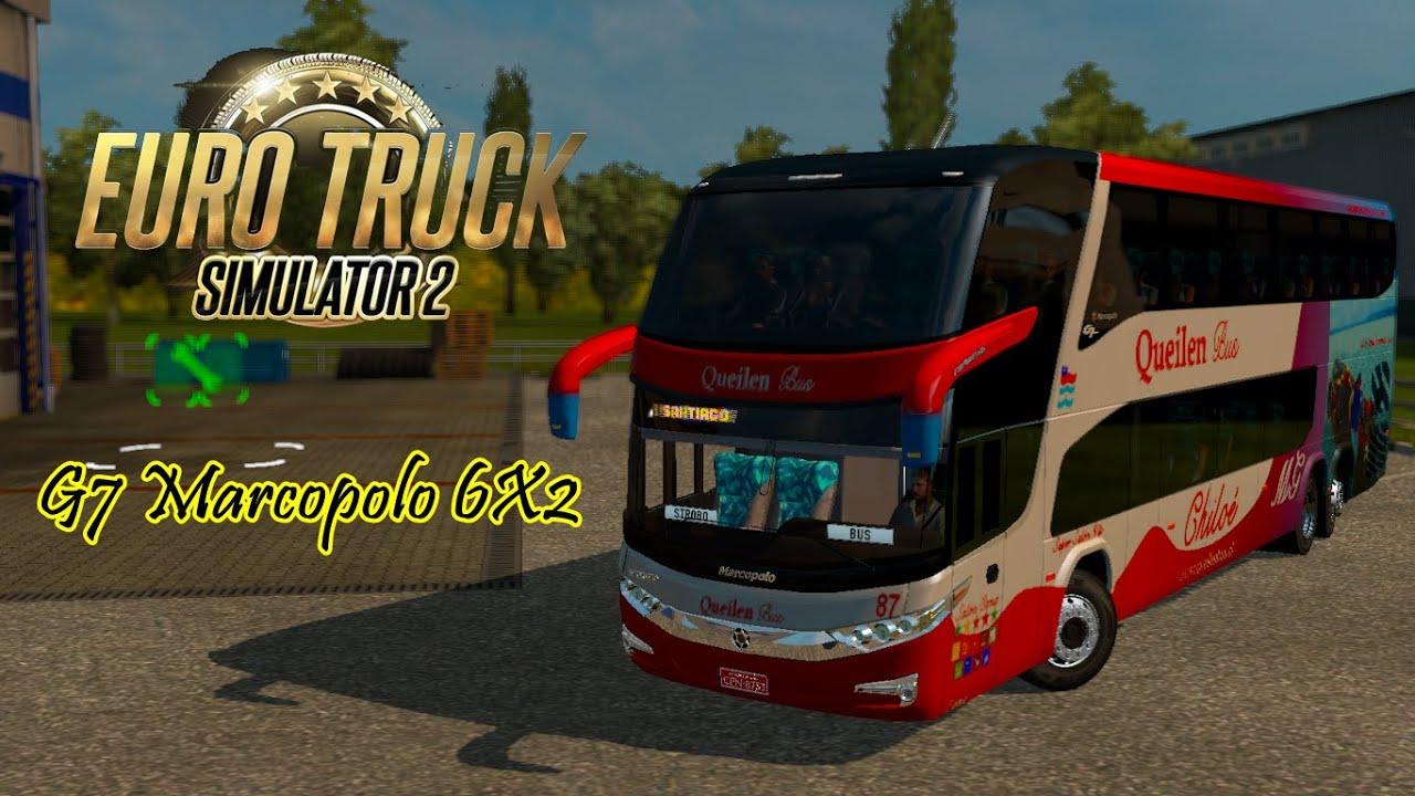 Euro Truck Simulator 2 || Volvo G7 1880 DD 6X2 || Driving+Customization by  Arie Almer